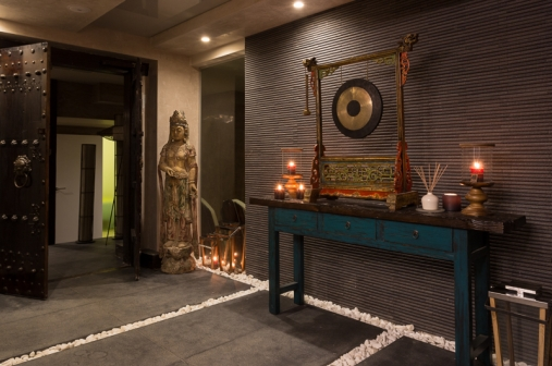 Spa and wellness programmes